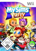 Alle Infos zu MySims Party (Wii)