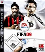 Alle Infos zu FIFA 09 (PlayStation3)