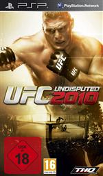 Alle Infos zu UFC Undisputed 2010 (PSP)