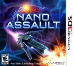 Alle Infos zu Nano Assault EX (3DS)