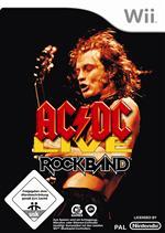 Alle Infos zu AC/DC Live: Rock Band (Wii)