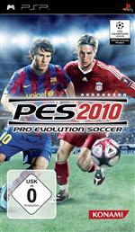 Alle Infos zu Pro Evolution Soccer 2010 (PlayStation2,PSP)