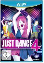 Alle Infos zu Just Dance 4 (Wii_U)