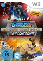 Alle Infos zu Arcade Hits Pack: Gunblade NY & L.A. Machineguns (Wii)