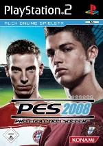 Alle Infos zu Pro Evolution Soccer 2008 (PlayStation2)