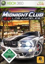 Alle Infos zu Midnight Club: Los Angeles (360)