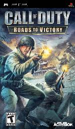 Alle Infos zu Call of Duty: Roads to Victory (PSP)
