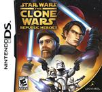 Alle Infos zu Star Wars: The Clone Wars - Republic Heroes (NDS)