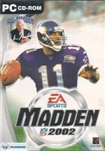 Alle Infos zu Madden NFL 2002 (PC)