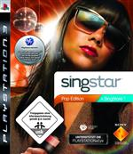 Alle Infos zu SingStar: Pop Edition (PlayStation3)