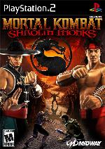 Alle Infos zu Mortal Kombat: Shaolin Monks (PlayStation2)