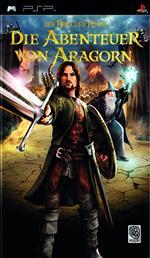Alle Infos zu Der Herr der Ringe: Die Abenteuer von Aragorn (PSP)