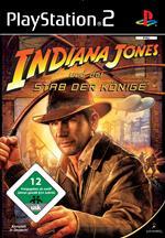 Alle Infos zu Indiana Jones und der Stab der Könige (PlayStation2)