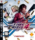 Alle Infos zu Time Crisis 4 (PlayStation3)