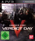 Alle Infos zu Armored Core 5: Verdict Day (PlayStation3)