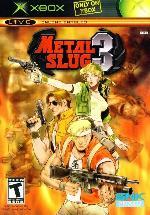 Alle Infos zu Metal Slug 3 (XBox)