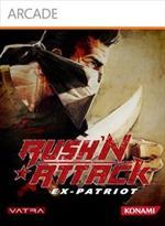 Alle Infos zu Rush'n Attack: Ex-Patriot (360)