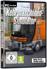 Alle Infos zu Kehrmaschinen-Simulator 2011 (PC)