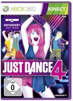 Alle Infos zu Just Dance 4 (360)