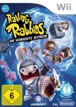 Alle Infos zu Raving Rabbids: Die verrückte Zeitreise (Wii)