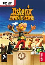Alle Infos zu Asterix bei den Olympischen Spielen (PC)