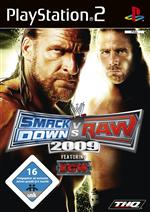 Alle Infos zu WWE SmackDown vs. Raw 2009 (PlayStation2)
