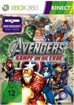 Alle Infos zu The Avengers: Kampf um die Erde (360)