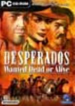 Alle Infos zu Desperados: Wanted Dead or Alive (PC)