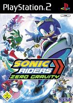 Alle Infos zu Sonic Riders: Zero Gravity (PlayStation2)