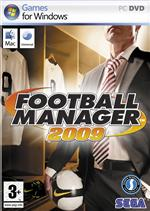 Alle Infos zu Football Manager 2009 (PC)