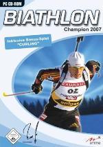 Alle Infos zu Biathlon Champion 2007 (PC)