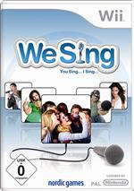 Alle Infos zu We Sing: You Sing... I Sing... (Wii)