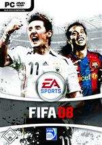 Alle Infos zu FIFA 08 (PC)