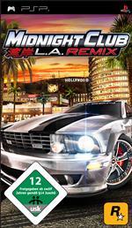 Alle Infos zu Midnight Club: LA Remix (PSP)