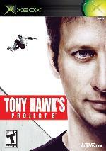 Alle Infos zu Tony Hawk's Project 8 (XBox)