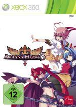 Alle Infos zu Arcana Heart 3 (360)