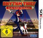 Alle Infos zu Rhythm Thief & der Schatz des Kaisers (3DS)