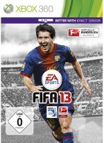 Alle Infos zu FIFA 13 (360)