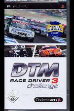 Alle Infos zu DTM Race Driver 3 Challenge (PSP)