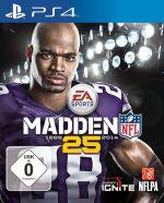Alle Infos zu Madden NFL 25 (PlayStation4,XboxOne)