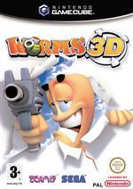 Alle Infos zu Worms 3D (GameCube)