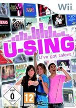 Alle Infos zu U-Sing - U've got Talent! (Wii)