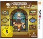 Alle Infos zu Professor Layton und das Vermächtnis von Aslant (3DS)