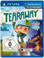 Alle Infos zu Tearaway (PS_Vita)