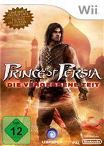 Alle Infos zu Prince of Persia: Die vergessene Zeit (Wii)