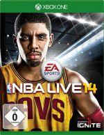 Alle Infos zu NBA Live 14 (XboxOne)