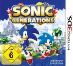 Alle Infos zu Sonic Generations (3DS)