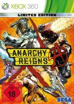 Alle Infos zu Anarchy Reigns (360)
