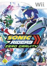 Alle Infos zu Sonic Riders: Zero Gravity (Wii)
