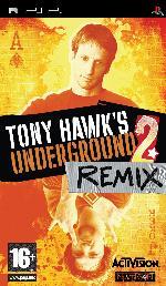 Alle Infos zu Tony Hawk's Underground 2 Remix (PSP)